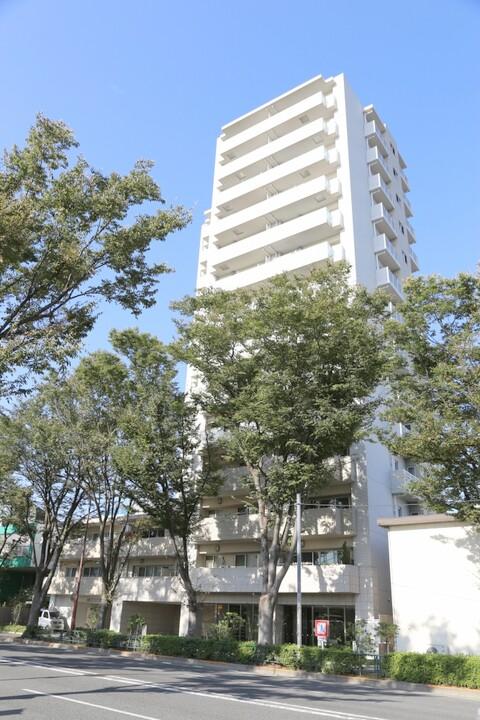 ダイアパレス上石神井レジデンス 13階 76.44㎡ (上石神井駅)