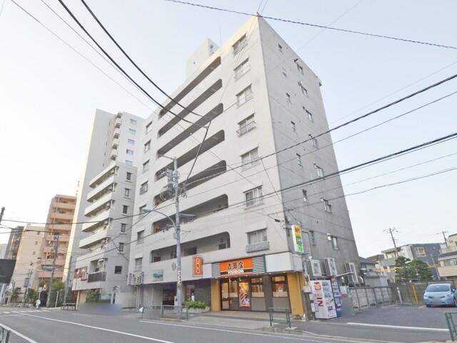 江古田スカイマンション 4階 48.66㎡ (江古田駅)
