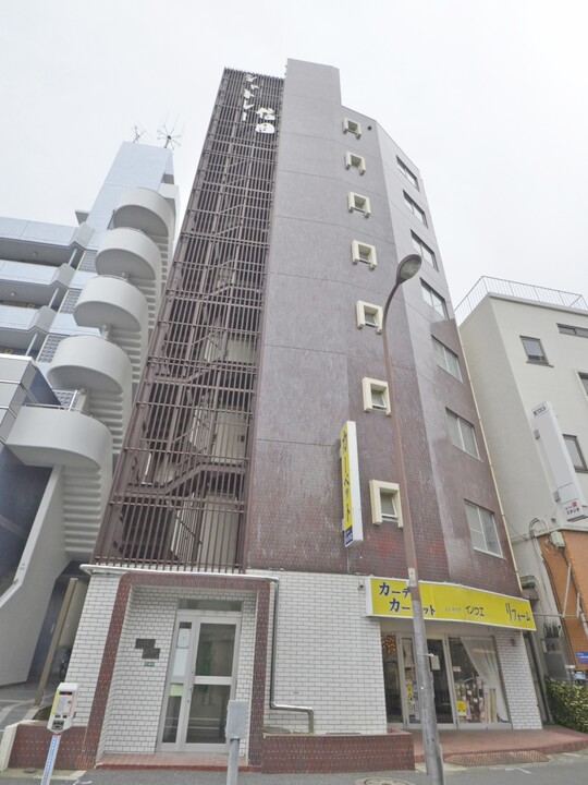 シャトレー信用 4階 33.49㎡ (中村橋駅)