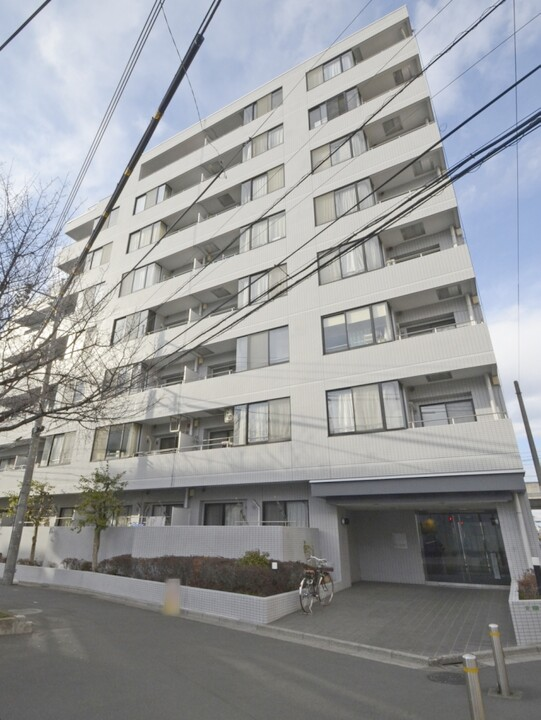 中村橋シティハウス 1階 53.54㎡ (中村橋駅)