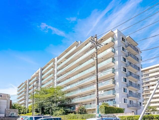 フランヴィーヴル富士見台 9階 71.19㎡ (富士見台駅)