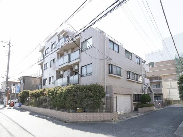 キャニオンコープ石神井公園 2階 50.60㎡ (石神井公園駅)
