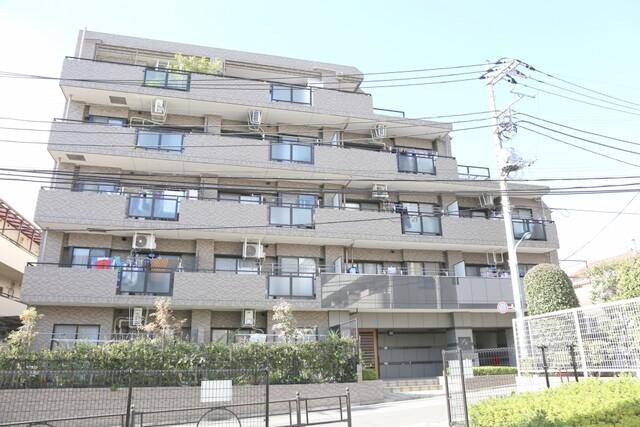 キャニオングランデ練馬北町弐番館 2階 64.57㎡ (東武練馬駅)