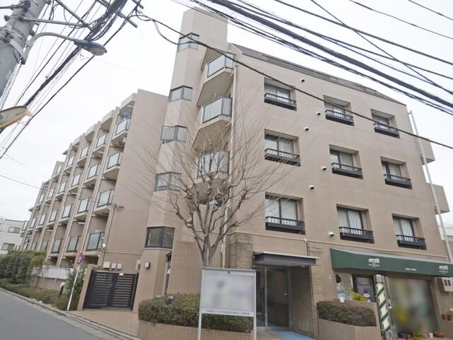 グレアーブル石神井公園 5階 60.69㎡ (石神井公園駅)