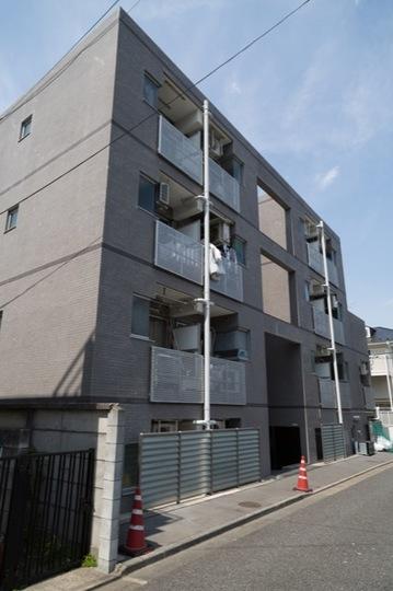 キャピタルビュー上石神井 4階 18.06㎡ (上石神井駅)