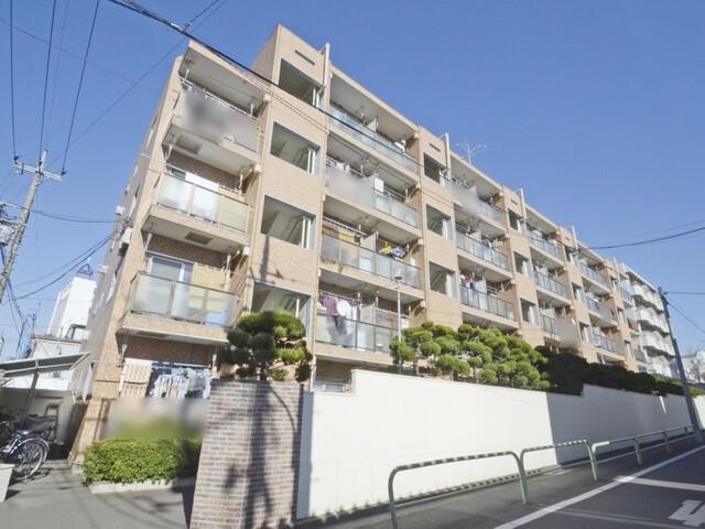 江古田第3ローヤルコーポ 1階 39.38㎡ (新江古田駅)