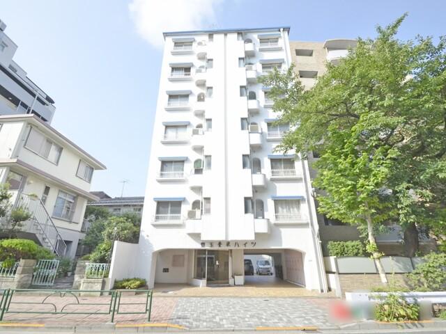 豊玉豊栄ハイツ 7階 98.67㎡ (新江古田駅)