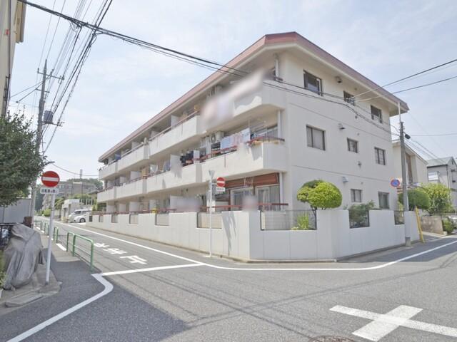 鷺宮兼六ハイム 1階 30.60㎡ (都立家政駅)
