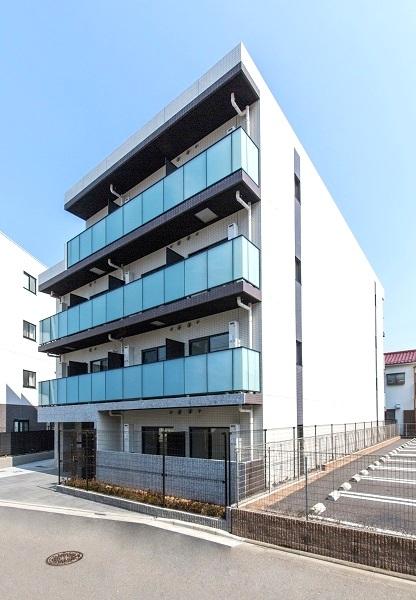 セジョリ練馬平和台Ⅱ 4階 26.04㎡ (平和台駅)