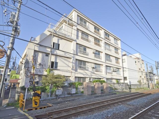 大洋北町マンション 4階 47.17㎡ (東武練馬駅)