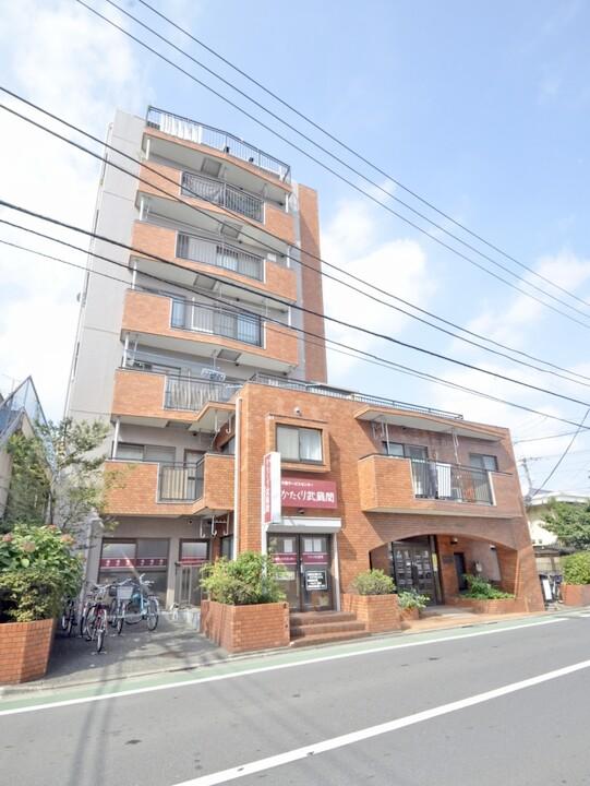 キャニオンマンション石神井台 2階 41.53㎡ (武蔵関駅)