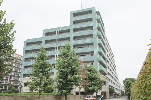 ジェイパーク武蔵野 10階 82.07㎡ (武蔵関駅)