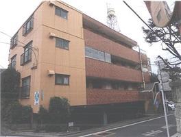 江古田パークサイドハイム 3階 41.70㎡ (江古田駅)