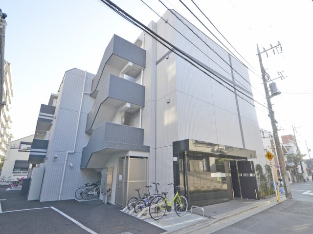 エスペルーモ中村橋 2階 25.81㎡ (富士見台駅)