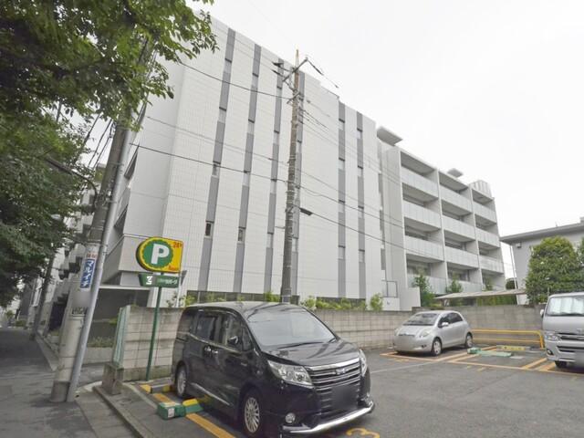 パークホームズ練馬中村橋クリアコート 1階 58.77㎡ (中村橋駅)