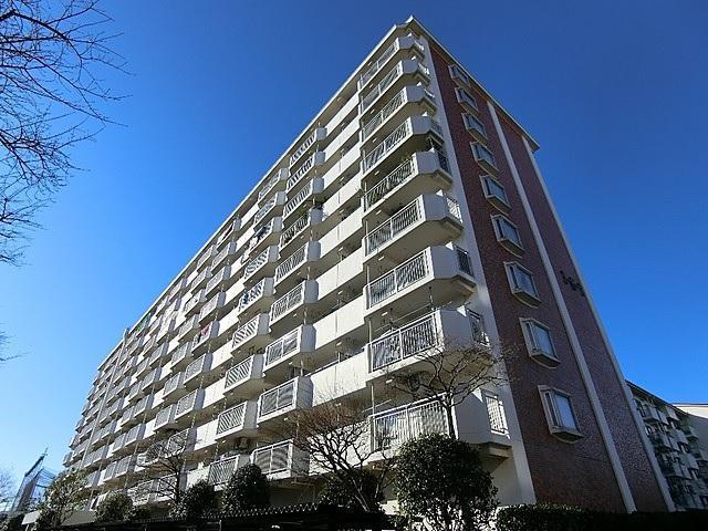 光が丘パークタウンゆりの木通り南1号棟 4階 73.58㎡ (地下鉄赤塚駅)