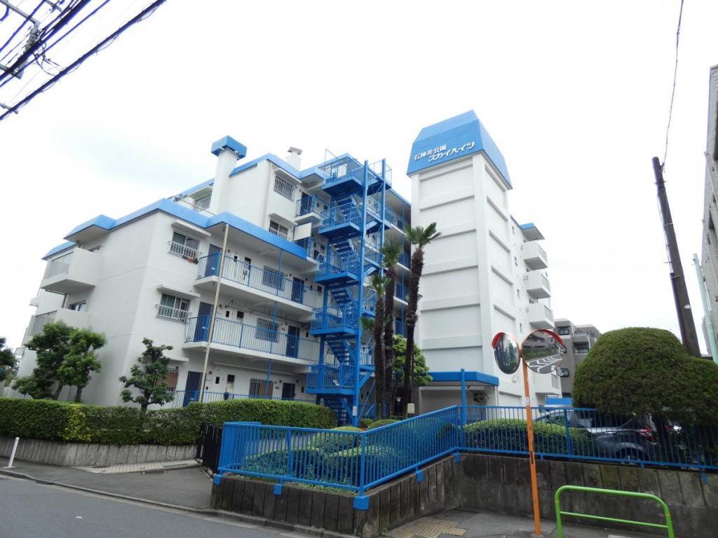 石神井公園スカイハイツ 2階 60.50㎡ (練馬高野台駅)