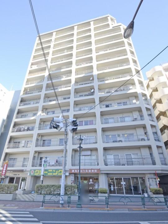 練馬サマリヤマンション 13階 145.27㎡ (練馬駅)