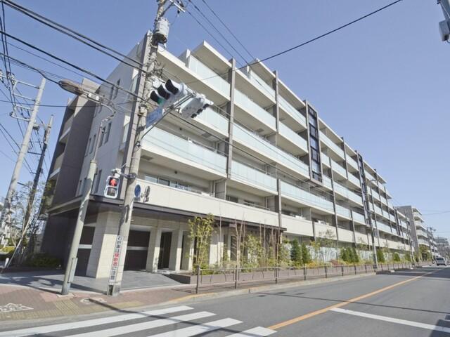 グランマークレジデンス 5階 72.11㎡ (氷川台駅)