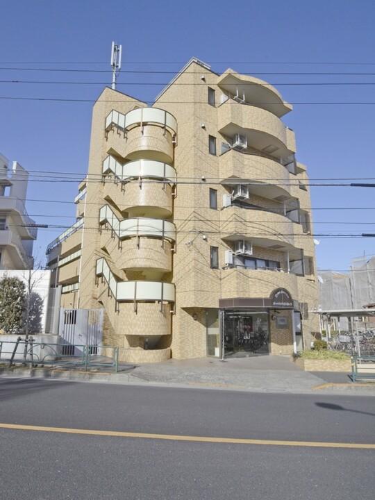 ライオンズマンション上石神井第2 2階 15.63㎡ (上石神井駅)