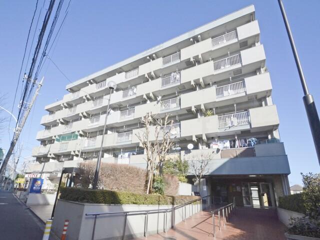 石神井公園ヒミコマンション 6階 59.12㎡ (石神井公園駅)