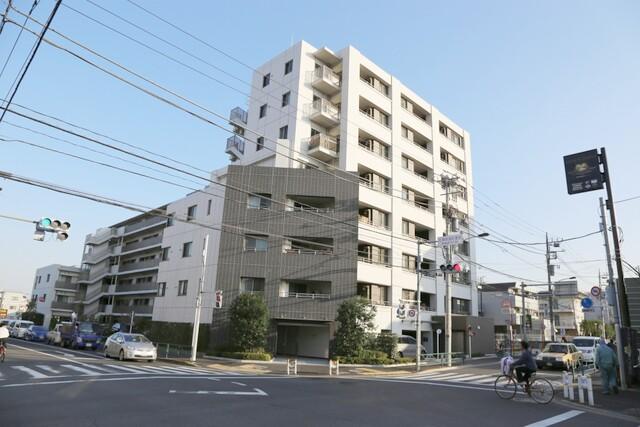 グランスイート上石神井 2階 83.79㎡ (上井草駅)