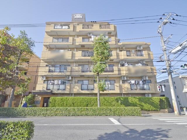 ライオンズマンション石神井公園第6 4階 65.79㎡ (大泉学園駅)