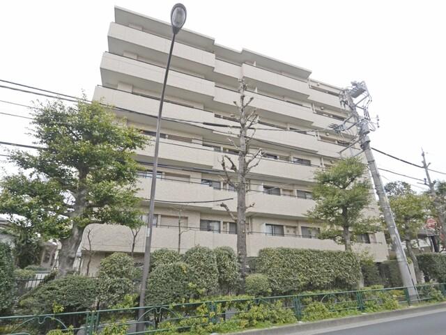 石神井公園パーク・ホームズ 7階 67.12㎡ (練馬高野台駅)