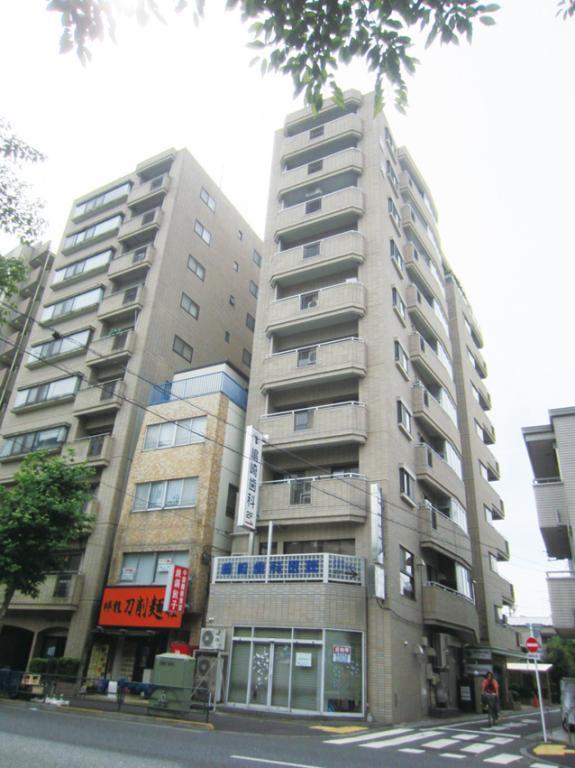 総建中村ハイム 8階 84.71㎡ (中村橋駅)
