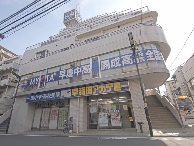 グローリア初穂石神井公園 3階 23.23㎡ (石神井公園駅)