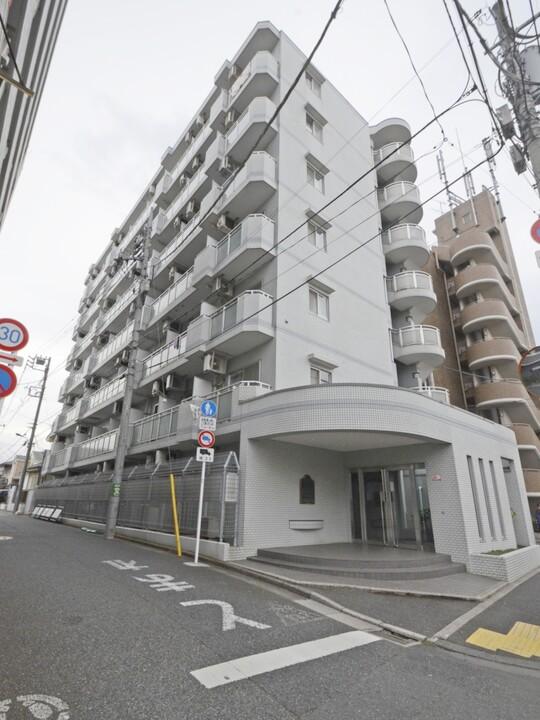 レクセル武蔵関 5階 16.52㎡ (武蔵関駅)