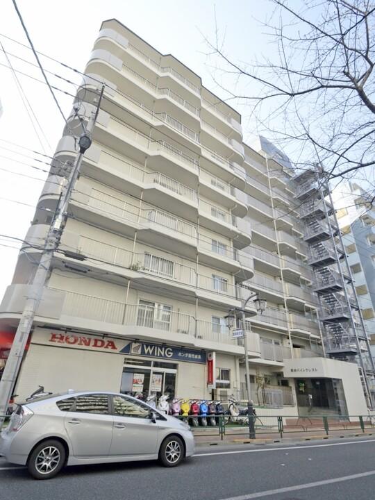 桜台パインクレスト 5階 66.45㎡ (桜台駅)