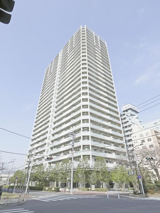 プラウドタワー練馬 28階 110.09㎡ (練馬駅)