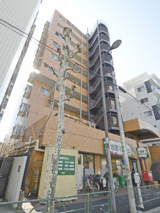 ライオンズマンション中村橋 1階 72.13㎡ (練馬駅)
