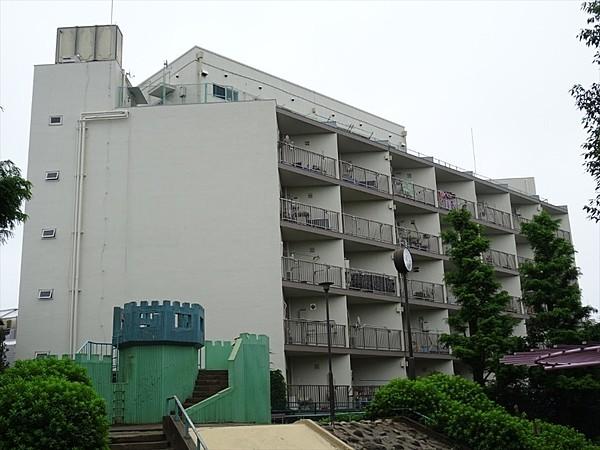 富士見台ハイツ 1階 41.85㎡ (富士見台駅)