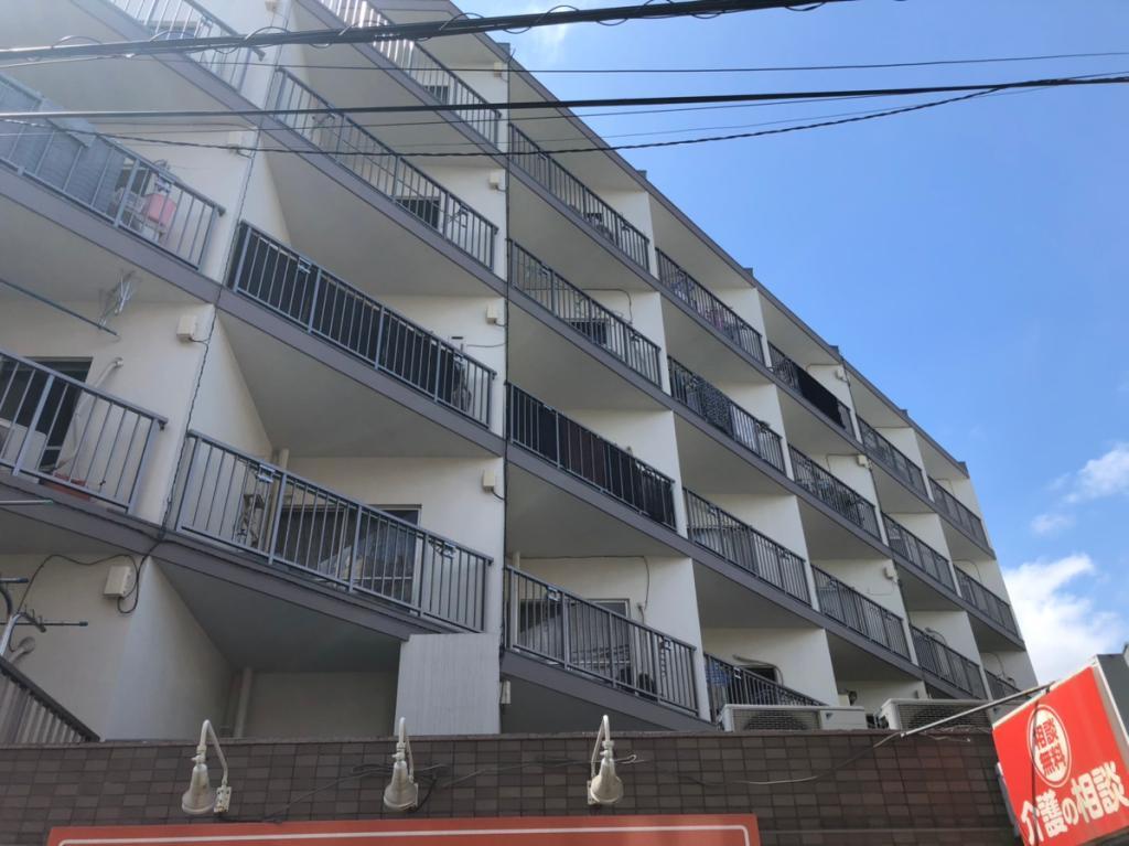 富士見台ハイツ 6階 62.70㎡ (富士見台駅)