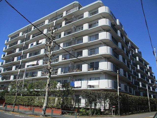 上石神井グリーンハイツ 7階 78.30㎡ (上石神井駅)
