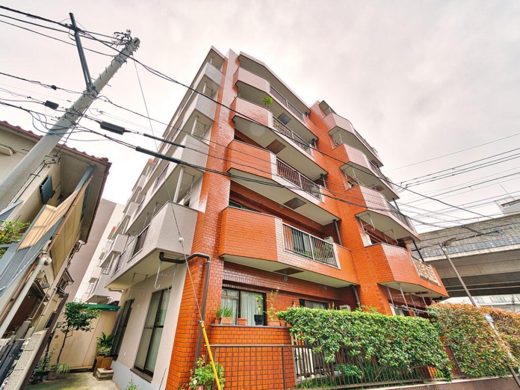キャニオンマンション第3中村橋 5階 40.98㎡ (中村橋駅)