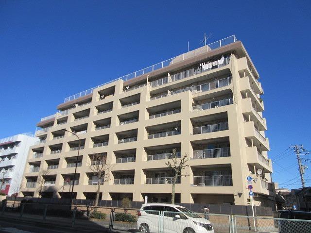 江古田サニーハイツ 5階 58.36㎡ (新江古田駅)