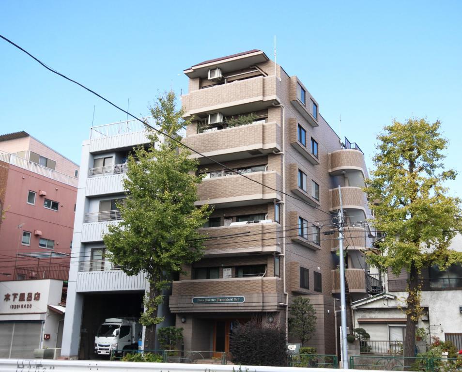 ライオンズマンション武蔵関第2 3階 58.87㎡ (武蔵関駅)