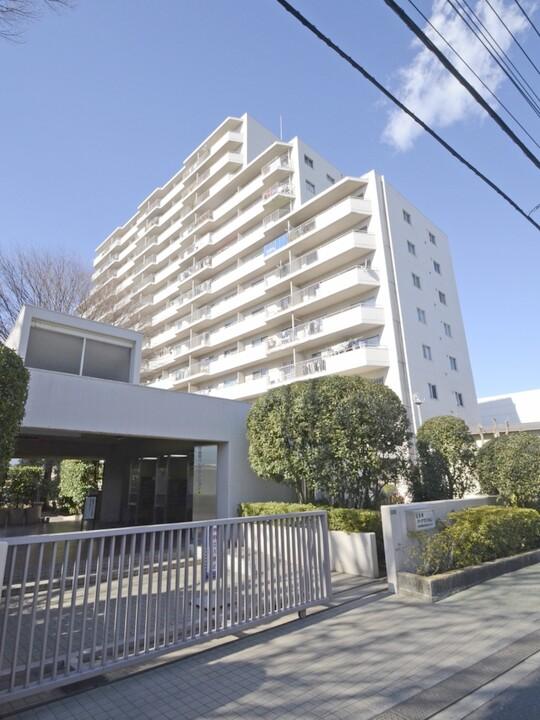 江古田パークマンションA  14階 64.26㎡ (江古田駅)