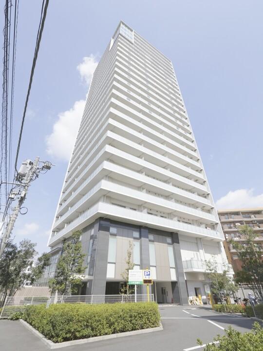 プラウドタワー石神井公園 14階 70.10㎡ (石神井公園駅)