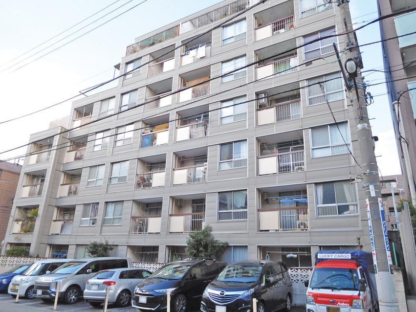 豊玉第一コーポラス 2階 45.36㎡ (練馬駅)