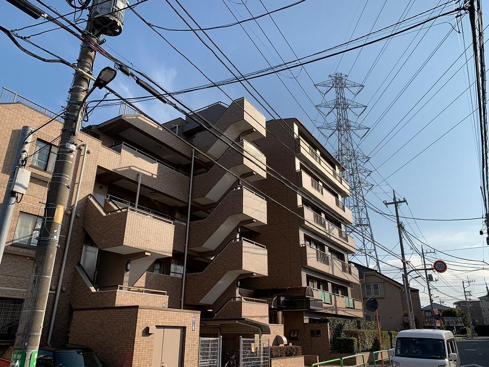 朝日パリオ南大泉 2階 63.31㎡ (保谷駅)
