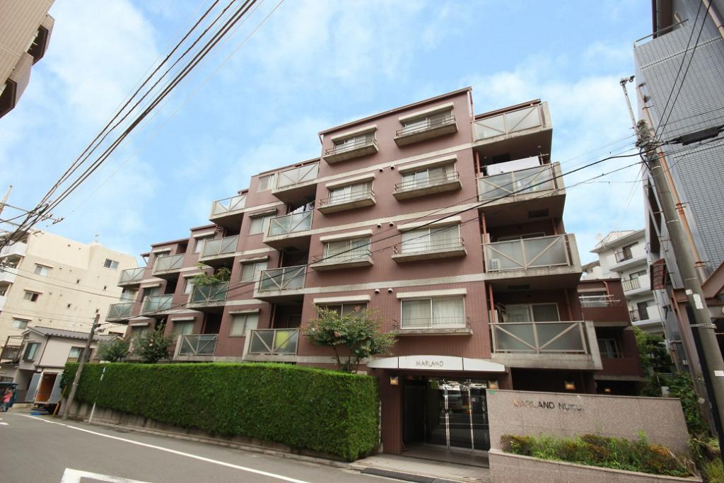 マーランド貫井 4階 86.76㎡ (中村橋駅)