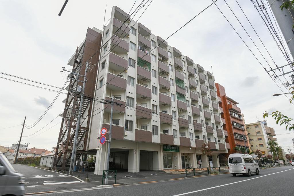 武蔵関ハイツA棟 7階 81.73㎡ (武蔵関駅)